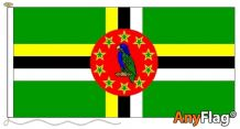 -DOMINICA  ANYFLAG RANGE - VARIOUS SIZES